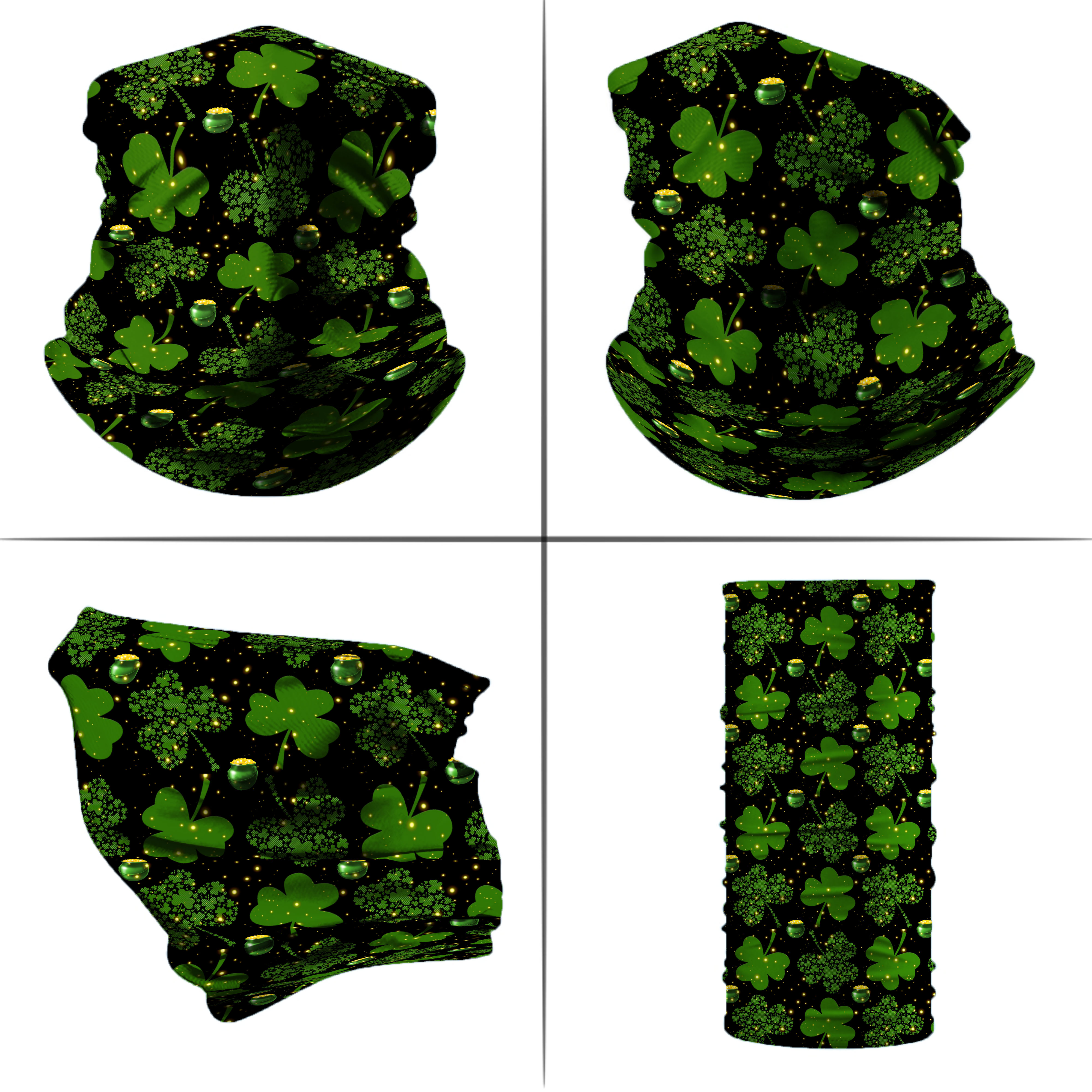 Pot O' Gold - Neck Gaiter