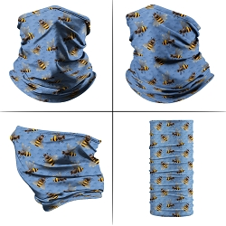 Neck Gaiter - Bees Pattern