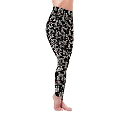 Dog Mom Series - Dalmatian Leggings