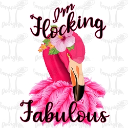 Flocking Fabulous Flamingo