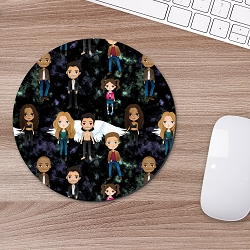 Lucifer Mouse Pad