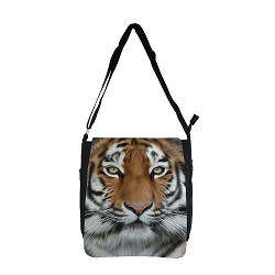 Top It Off Messenger Bag - Tiger