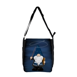 Top It Off Messenger Bag - House Gnome (4 Colors)