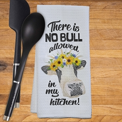 No Bull Kitchen Towel