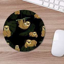Sloths Mouse Pad