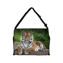 Top It Off Tote - Tiger