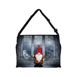 Top It Off Tote - House Gnomes (4 Colors)