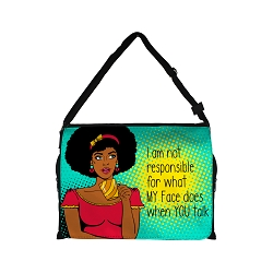 Top It Off Tote - Sarcasm (5 Colors)