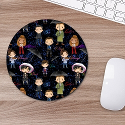Umbrella Academy Mouse Pad