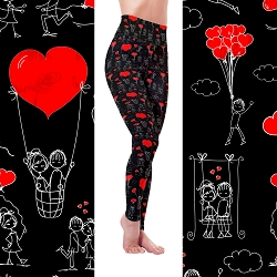 You and Me Leggings