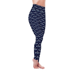 Protect & Serve Collection - Air Force Leggings Women