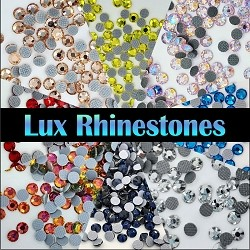 Luxury Diamond Cut Rhinestones