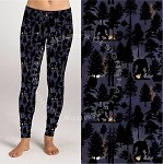 Bigfoot Leggings