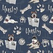 Husky Leggings Swatch